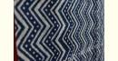 सैर ~ Dabu Printed Cotton Stole ☙ 12