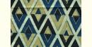 सैर ~ Ajrakh Cotton Stole ☙ 22