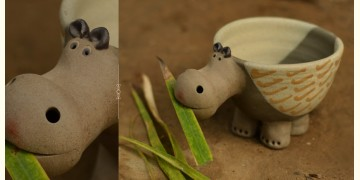 DO DO Dum ~ Hippo Planter
