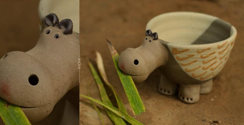 DO DO Dum ~ Hippo Planter