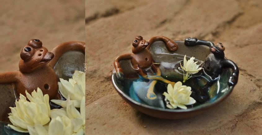 Frog in a Pond - Too & Trrr ( Medium )