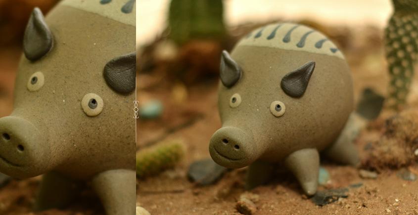 Dagdoo ~ A Pig