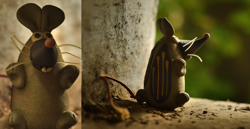 Pintu ~ A Mouse