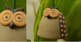 Chitoo - Hanging Owl ~ Hanging Bell