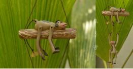 Changu & Babita ~ A Monkey - 31