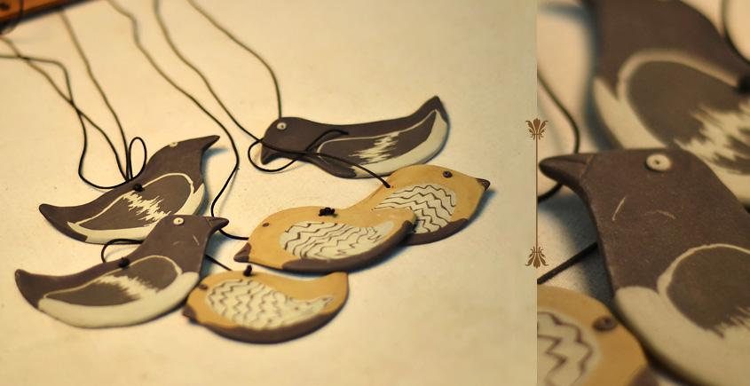 Ceramic Chimes ~ { P }