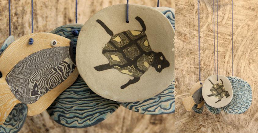 Ceramic Chimes ~ 12