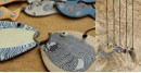 Ceramic Chimes ~ 9