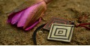 Ochre ~ Ceramic Jewellery  {10}
