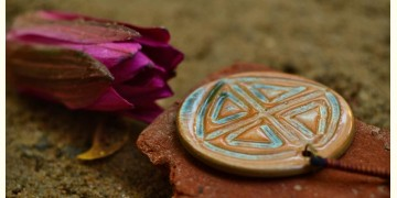 Ochre ~ Ceramic Jewellery  {18}