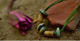 Ochre ~ Ceramic Jewellery  {21}