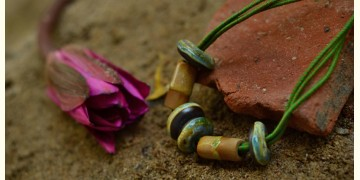 Ochre ~ Ceramic Jewellery  {21}