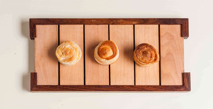Organic Connect ❉ Wooden Platter ❉ 1