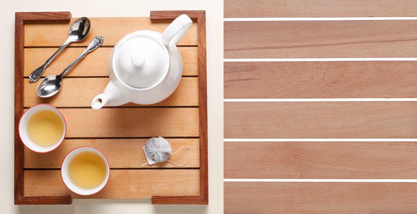 Organic Connect ❉ Wooden Platter ❉ 2