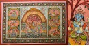 Pattachitra * Krishna Katha * A