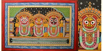 Pattachitra * Jagannath * C