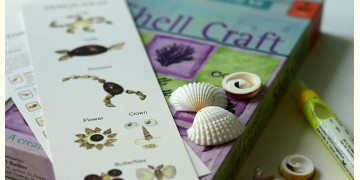 Potli ~ D.I.Y Kit  (Shell craft)