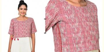 खेस ✥ Full khesh crop top/blouse ✥ 15