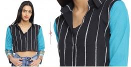 खेस ✥ A khesh crop jacket ✥ g