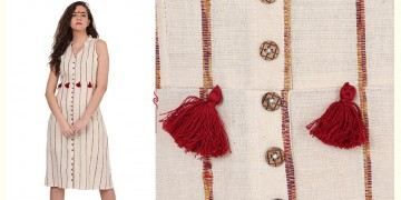 खेस ✥ Khesh dress with tassels ✥ e