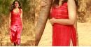 खेस ✥ Red khesh long tunic ✥ j