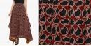Ireene ✥ Block Printed . Skirt ✥ 33