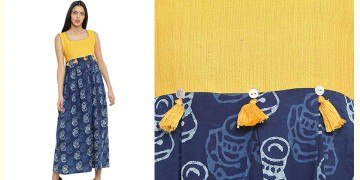 Ireene ✥ Block Printed . Dress ✥ 2