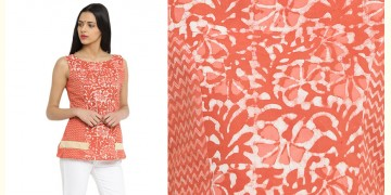Ireene ✥ Block Printed . Top ✥ 24