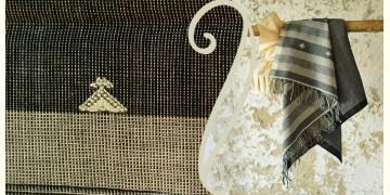 Treasures of travel ~ Handwoven Cotton stole { 10 }