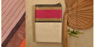 बीड़ा ❧ Maheshwari Silk Saree ❧ 09
