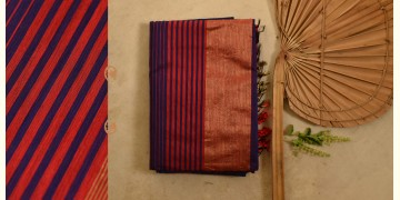 बीड़ा ❧ Maheshwari Silk Saree ❧ 12