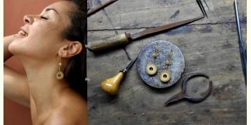 Baka ✺ Rhea Gold . Earring { 8 }