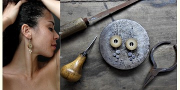 Baka ✺ Rhea Silver . Earring { 11 }