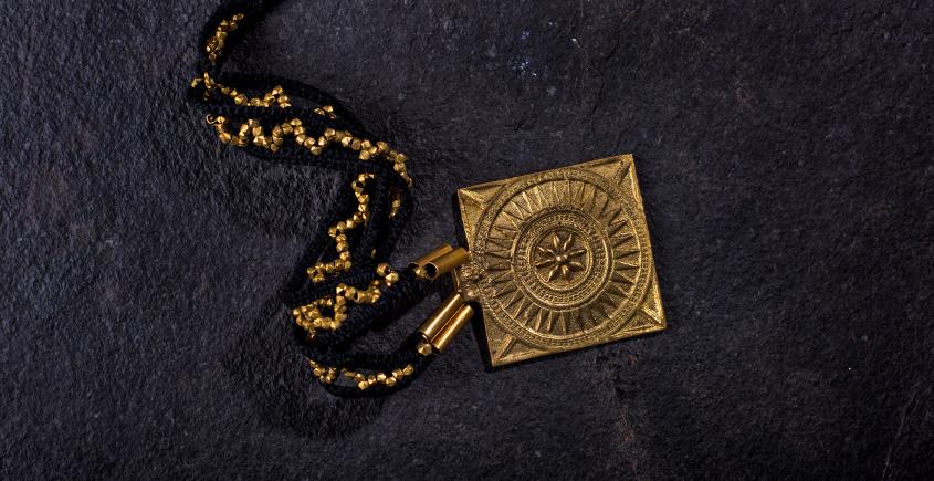 प्रीतम ✤ Brass Jewellery ✤ Necklace { 8 }