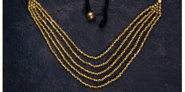 प्रीतम ✤ Brass Jewellery ✤ Necklace { 2 }