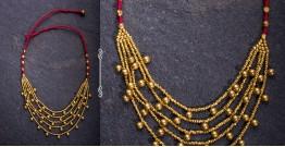 प्रीतम ✤ Brass Jewellery ✤ Necklace { 13 }