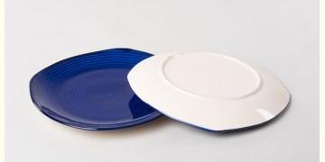 Khurja Pottery ❤ Plate ❤ 42 ( Single piece )