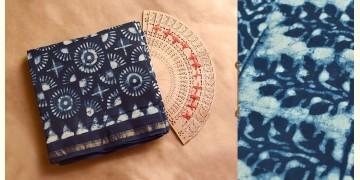 Chandni ✲ Handwoven Chanderi . Batik Saree ✲ 14