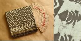Chandni ✲ Handwoven Chanderi . Batik Saree ✲ 6