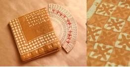 Chandni ✲ Handwoven Chanderi . Batik Saree ✲ 20