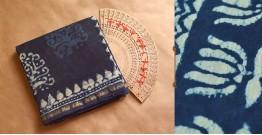 Chandni ✲ Handwoven Chanderi . Batik Saree ✲ 24