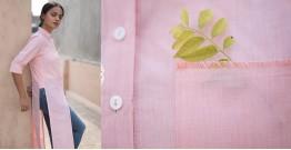 Iris ❊ Chambray Shirt With Side Panels ❊ 16