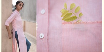 Iris ❊ Chambray Shirt With Side Panels ❊ 16