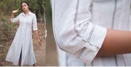 Iris ❊ Striped A Line Button Down Shirt Tunic ❊ 4