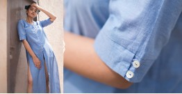 Iris ❊ Chambray Shirt With Side Panels ❊ 5