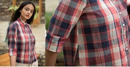 Iris ❊ Checked Boxy Shirt ❊ 6
