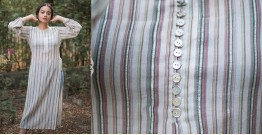 Iris ❊ Striped Kurta With Loops And Buttons ❊ 7