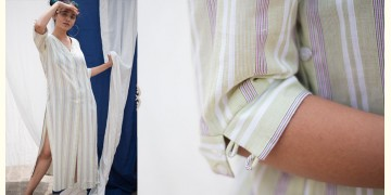 Iris ❊ Striped Shirt With Both Side Plackets ❊ 8