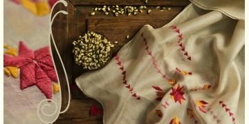सूफियाना ~ Maheshwari . Embroidered stoles { 2 }