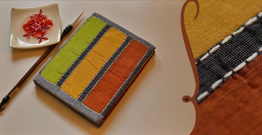 भाव ☙ Handmade Paper Diary ☙ 7 { 6 X 8 in }